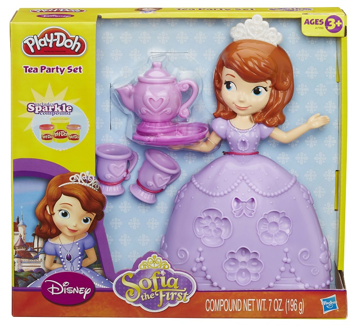 Sofia Tea Party set Play-Doh