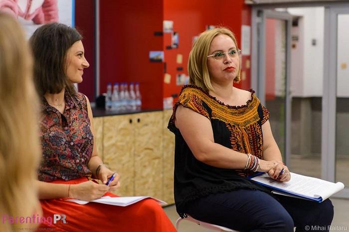 Cu Cristina Ologeanu la prima sa experiență ca speaker