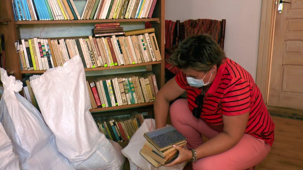 biblioteca boghești