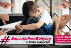 conferință online antibullying
