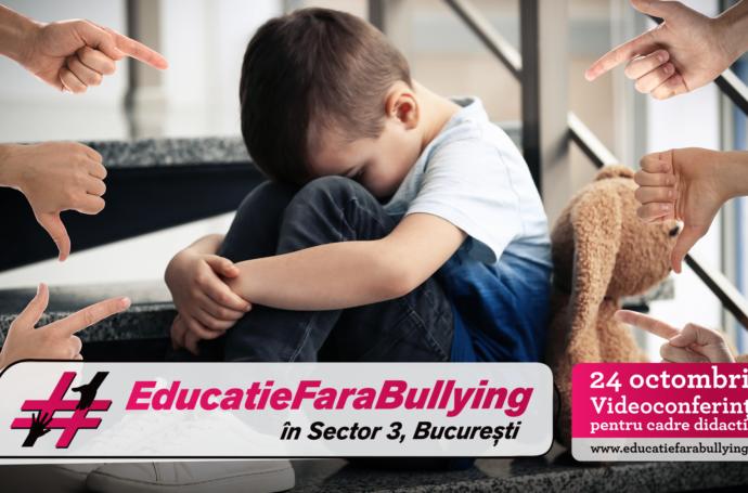 conferință online antibullying